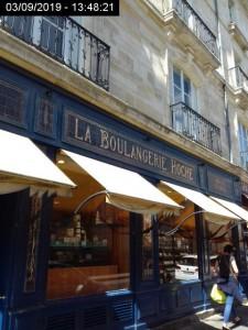 photo des facades des boulangeries prises par nos livreurs pour la campagne REGILAIT